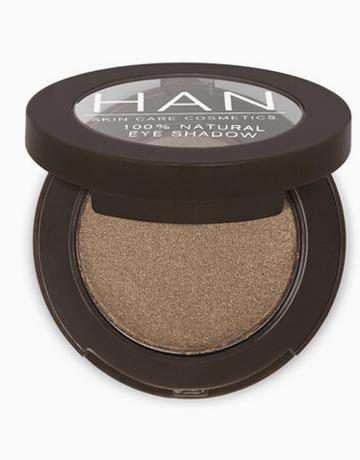 Eye Shadow by HAN Skin Care Cosmetics   CHOCOLATE BRONZE