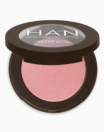 Pressed Blush by HAN Skin Care Cosmetics | CORAL CANDY