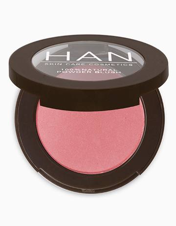 Pressed Blush by HAN Skin Care Cosmetics | STRAWBERRY PINK