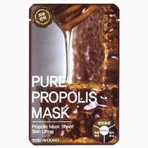 Pure Propolis Mask Pack (Dual-Functional in Whitening and Anti-Wrinkle) by Tosowoong