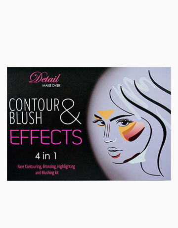 Contour and Blush by DETAIL