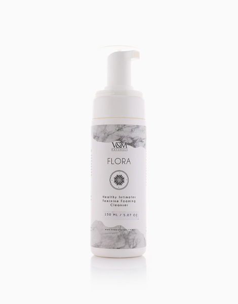 Healthy Intimates: Feminine Foaming Cleanser by V&M Naturals | Flora