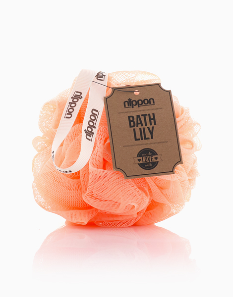 Bath Lily Sponge by Nippon Esthetic Philippines