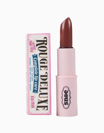 X17 Dark Kisses Lipstick by Snoe Beauty