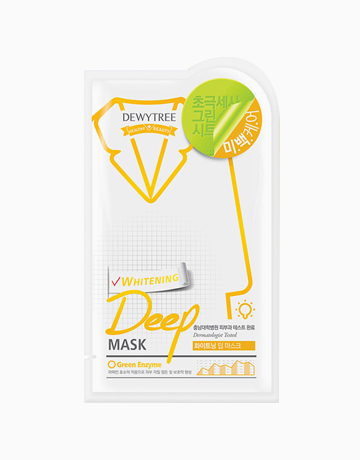 Whitening Deep Mask by Dewytree