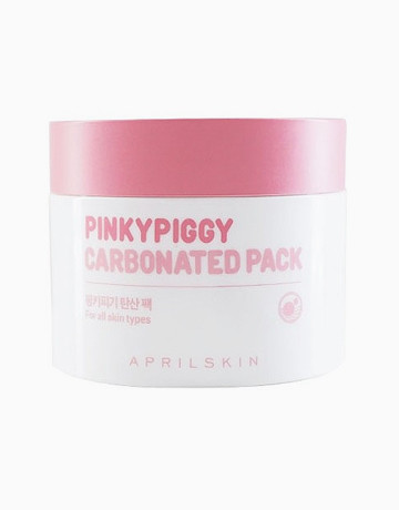 Pinky Piggy Carbonated Pack by April Skin