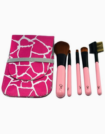 Charm Pocket Brush Set by Charm | PINK