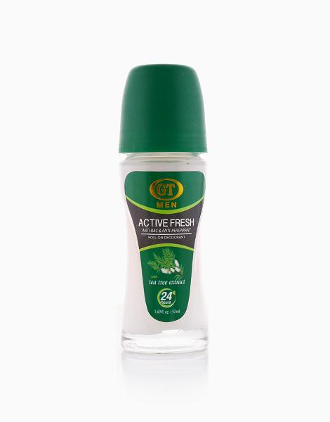 GT Men Active Fresh Deodorant by GT Cosmetics