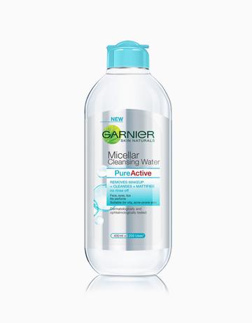 Skin Naturals Micellar Cleansing Water Blue (400ml) by Garnier