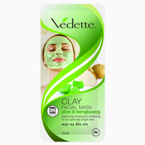 Clay Mask Aloe + Bengkoang by Vedette