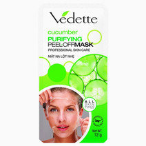 Peel Off Mask Cucumber by Vedette