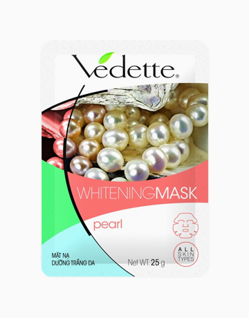 Pearl Whitening Mask by Vedette
