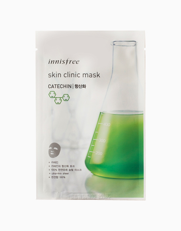 Skin Clinic Mask – Catechin by Innisfree