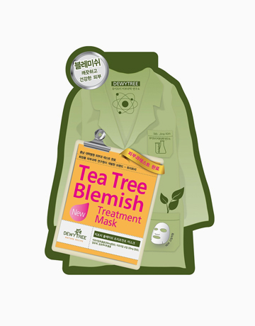 Teatree Blemish Treatment Mask by Dewytree