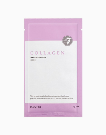 Melting Chou Collagen Mask by Dewytree