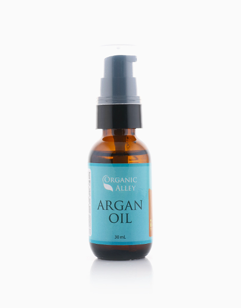 Argan Oil (30ml) by Organic Alley