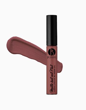 Matte But Not Flat Liquid Lipstick by Be Organic Bath & Body | #2 Rose Taupe
