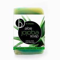 Aloe jojoba soap 2017 d