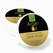 Intensive Argan Oil Hair Mask by Be Organic Bath & Body