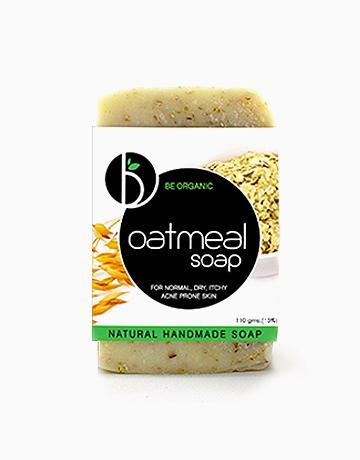 Exfoliating Oatmeal Soap by Be Organic Bath & Body
