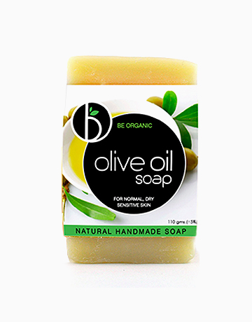 Moisturizing Olive Oil Soap by Be Organic Bath & Body