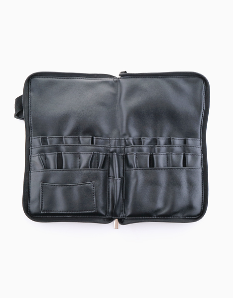 Makeup Brush Beltbag with Zipper by Brush Works