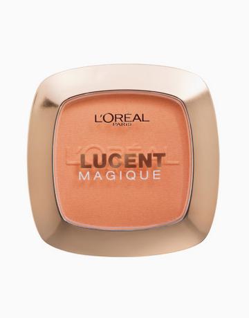 Lucent Magique Mono Blush by L'Oréal Paris | P7 Rose Romance
