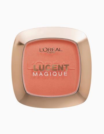 Lucent Magique Mono Blush by L'Oréal Paris | C4 Earthy Coral