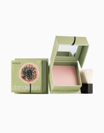 Dandelion Brightening Finishing Powder Mini by Benefit