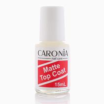 Matte Top Coat (15ml) by Caronia