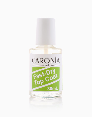 Fast Dry Top Coat (30ml) by Caronia