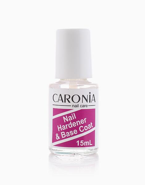 Nail Hardener & Base Coat (15ml) by Caronia