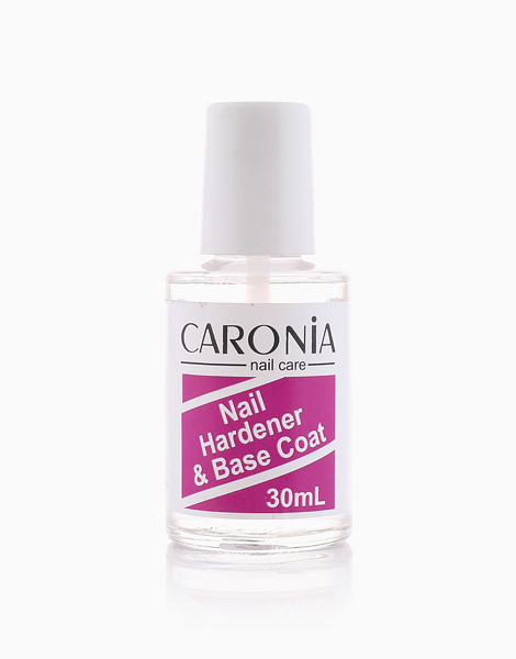 Nail Hardener & Base Coat (30ml) by Caronia