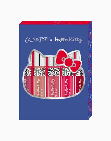 Hello Kitty Puroland Mini Size Kit by ColourPop