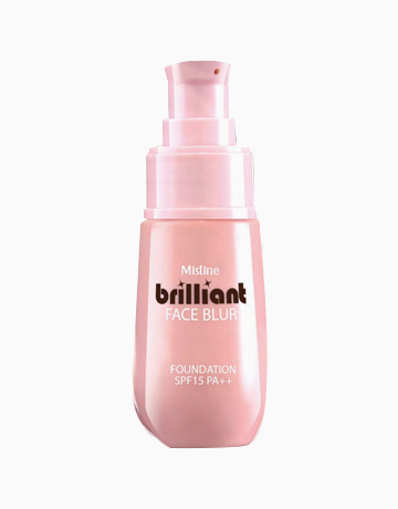 Brilliant Face Blur Foundation SPF 15 by Mistine