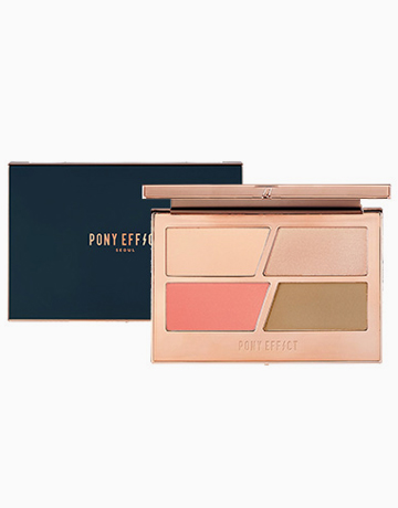 Contouring Master Palette by Pony Effect | Fabulous