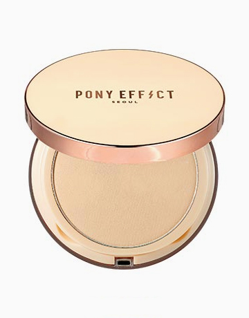 Skin Fit Powder Pact by Pony Effect  