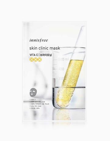 Vita C Skin Clinic Mask by Innisfree
