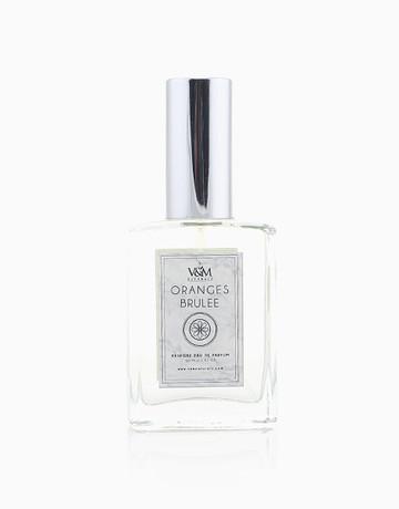 Bespoke Fragrance: Oranges Brulée by V&M Naturals