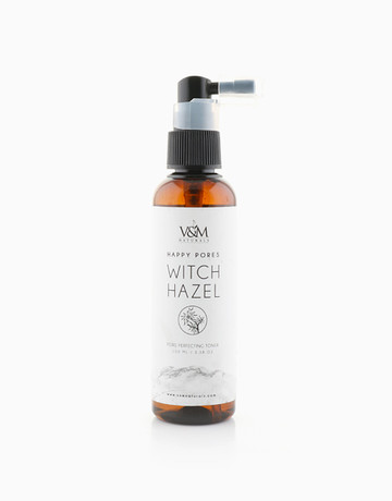 Witch Hazel Pore Perfecting Toner by V&M Naturals