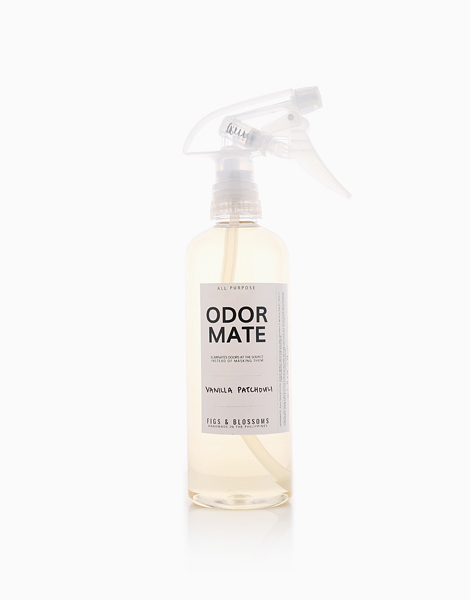 Odor Mate (500ml) by Figs & Blossoms | Vanilla Patchouli