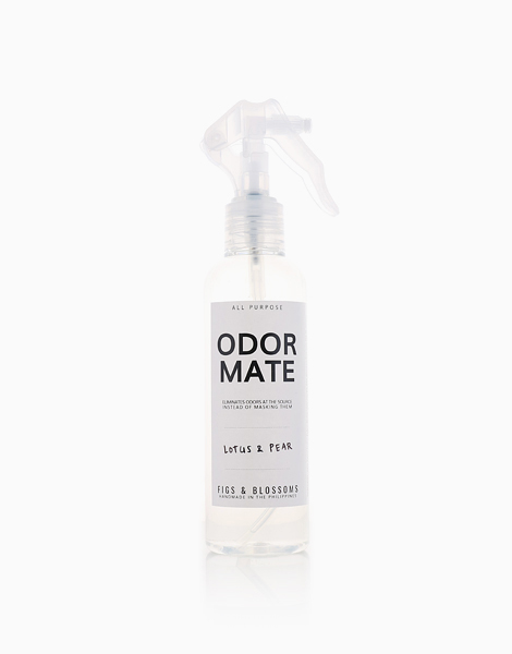 Odor Mate (200ml) by Figs & Blossoms | Lotus & Pear