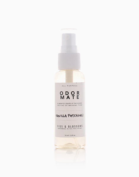 Odor Mate (50ml) by Figs & Blossoms | Vanilla Patchouli