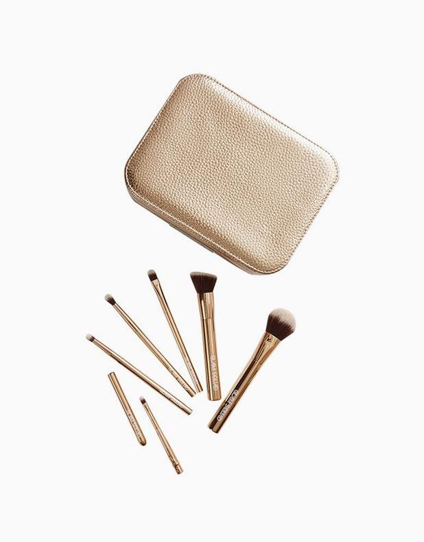 Glam Squad Custom Brush Set by Happy Skin