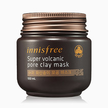 Super Volcanic Clay Mask by Innisfree