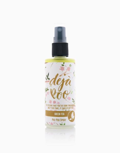 Déjà Poo Pre-Poo Spray in Green Tea (60ml) by Deja Poo