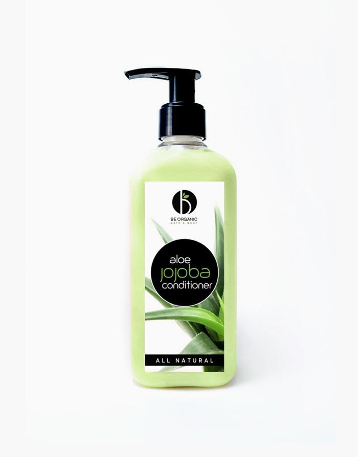 Super Potent Aloe Jojoba Conditioner by Be Organic Bath & Body