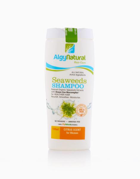 Seaweeds Shampoo by ALGYNATURAL | Citrus