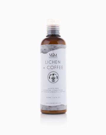 Lichen + Coffee Conditioner by V&M Naturals