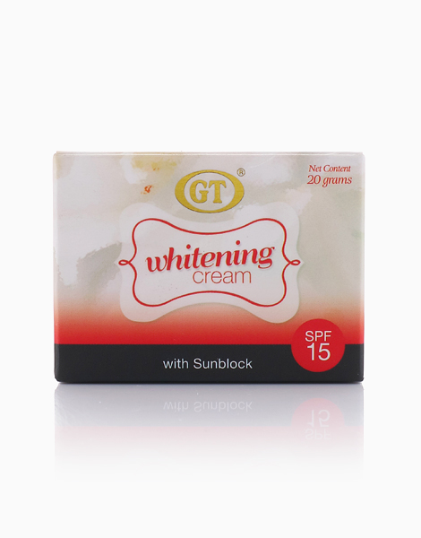 GT Whitening Cream with SPF15 by GT Cosmetics